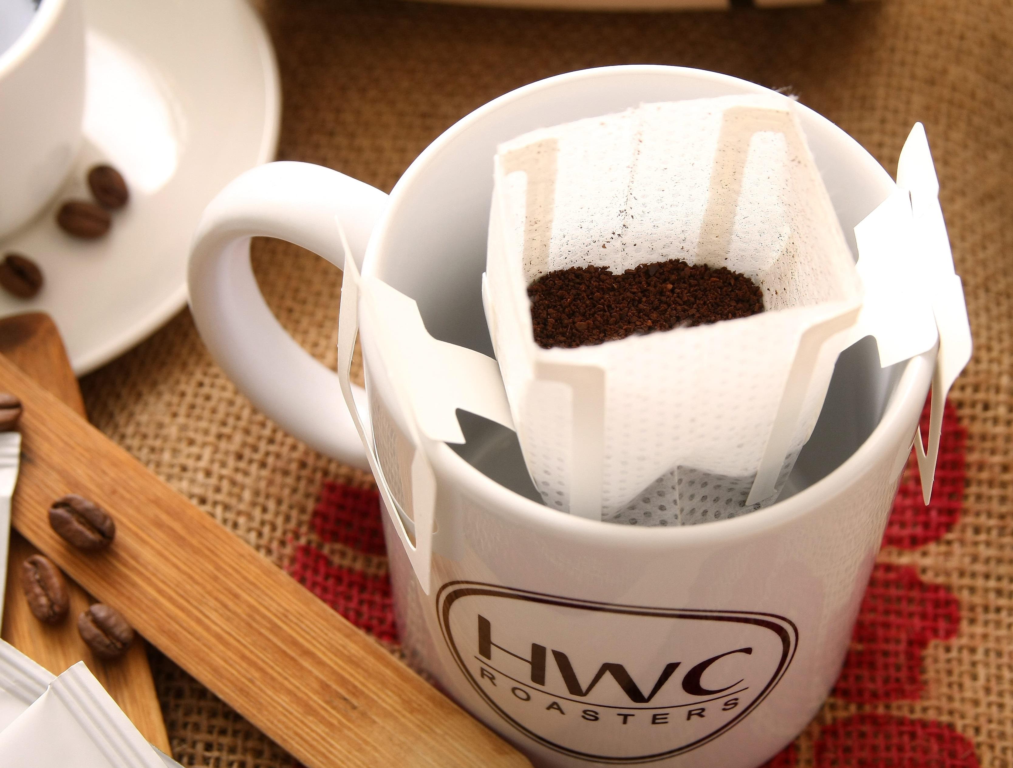 Ethiopia Gesha Village Geisha Natural Ground Coffee Drip Coffee OEM ODM Private Label Wholesale