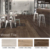 white and grey color 20x120cm timber wood look glazed matt porcelain floor tile