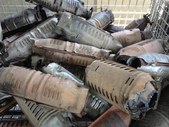Catalytic Converters Scrap for wholesale
