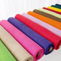 Colorful Jute Hessian Cloth Collection from Bangladesh