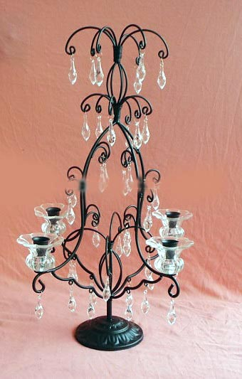 light chandelier/tea light chandelier/the chandelier