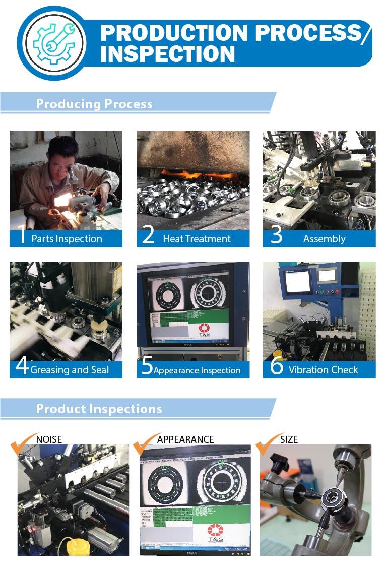 Высокая производительность 60204 6204 ZZ 6204ZZ шариковый подшипник с глубоким жёлобом