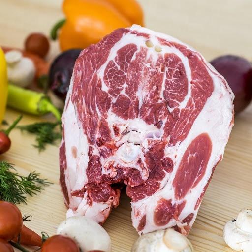 Frozen Mutton 6 Way Cut Meat