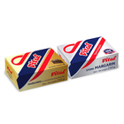 Printed Treatment and Roll Type Margarine butter Packaging aluminum foil backed paper