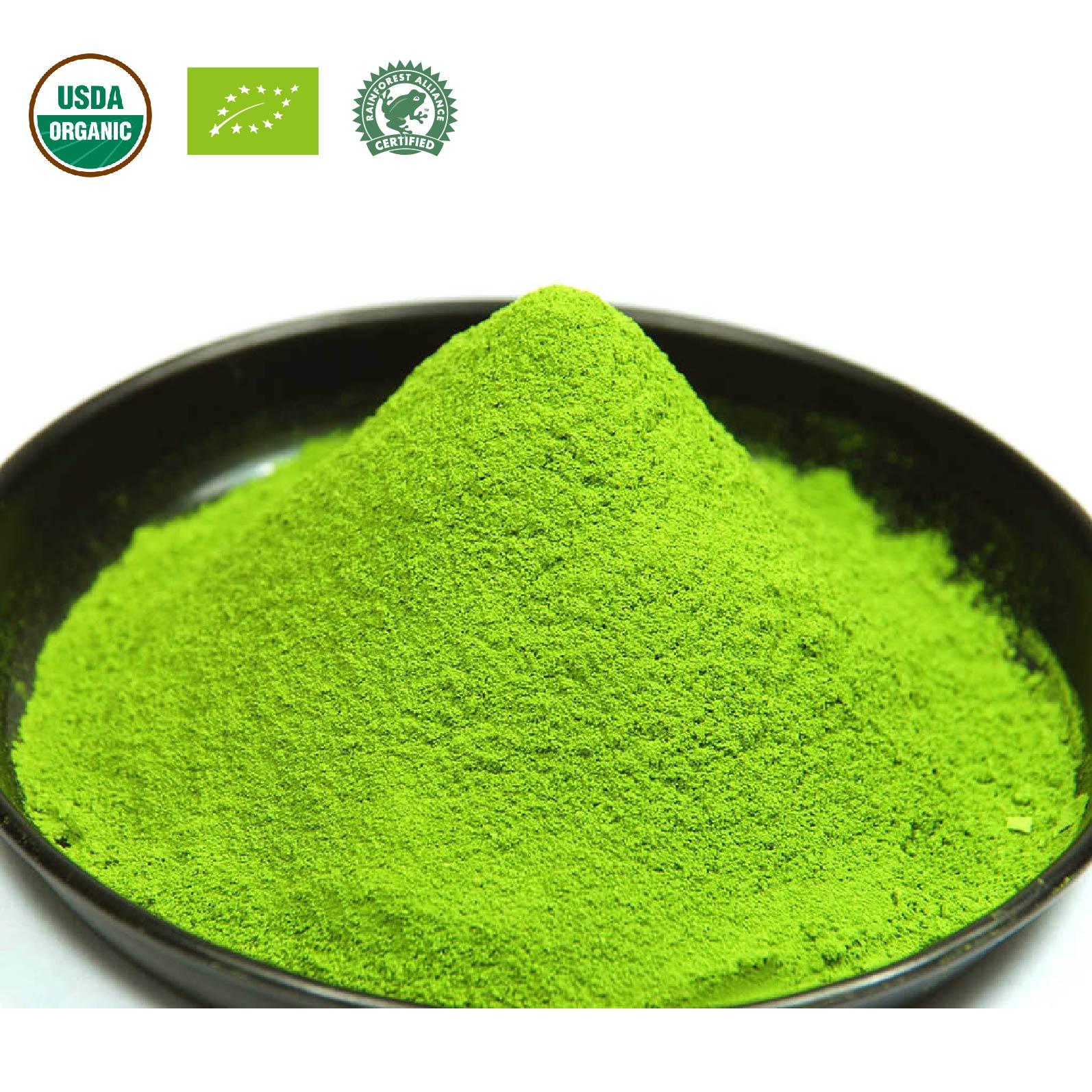 OEM Natural Organic Matcha Green Tea Powder for wholesale - 4uTea   4uTea.com