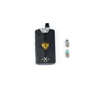Factory price vapor pod system kit 2ml mesh coil 1000mah battery