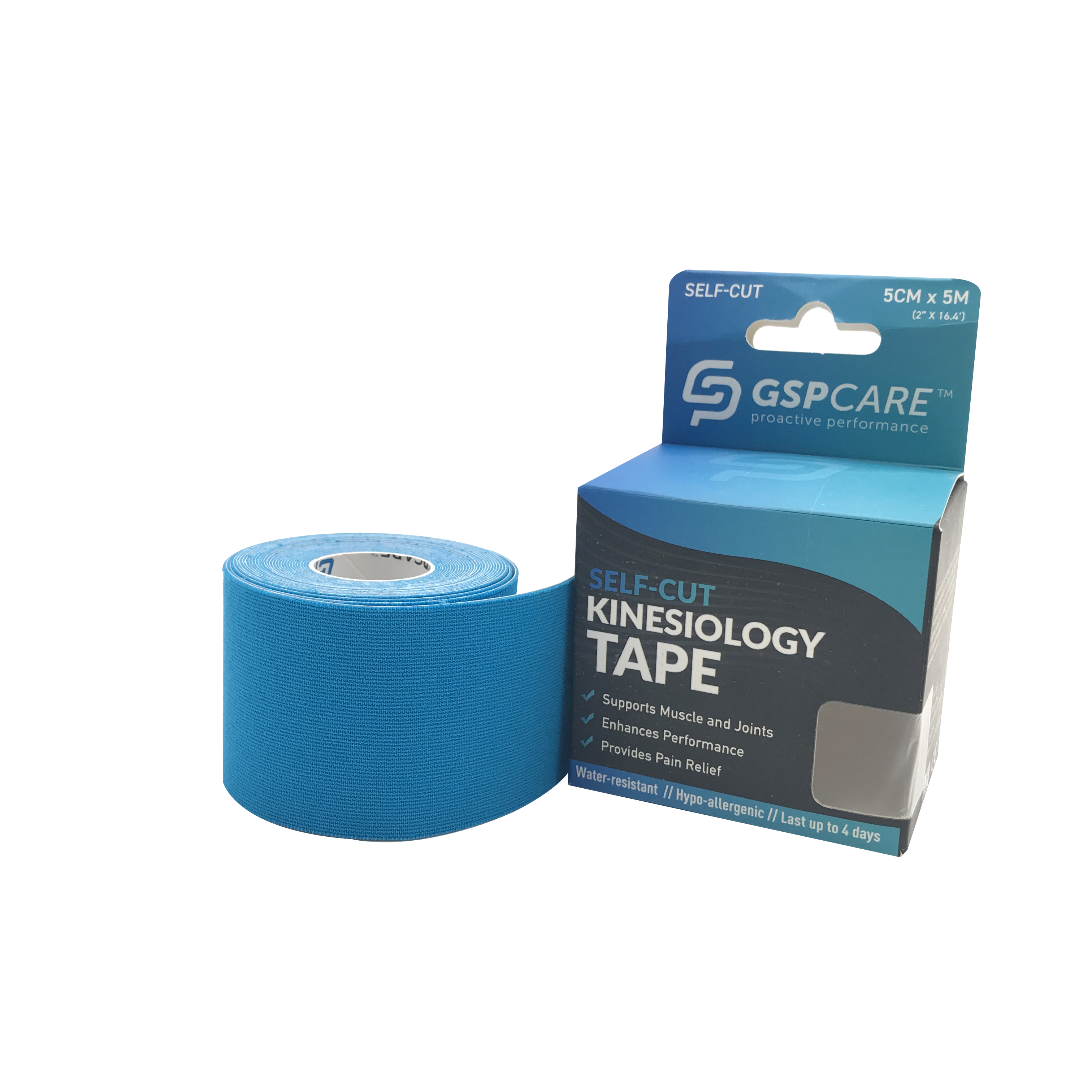 5cm*5m 3ns kinesiology sports muscle care tex tape cotton kinesiology sports tape kinesio