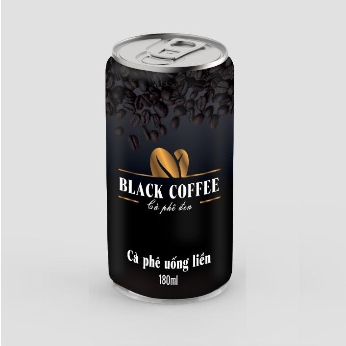 Coffee Black 180ml Soft Drinks Wholesale