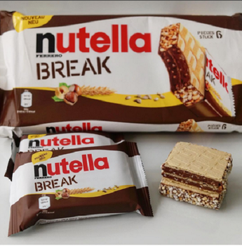 Nutella Break Chocolate Wafer Bars