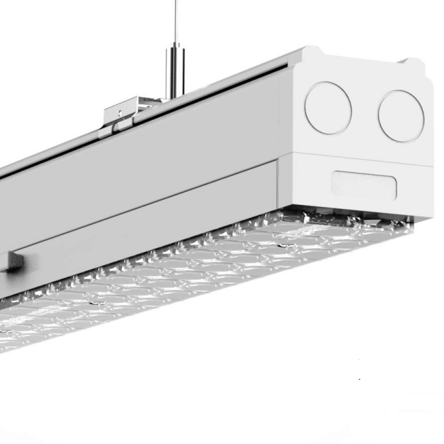 famous brand driver with good quality  IP54 LED linear Trunk system  light 150lm/w with 5 years warranty