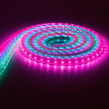 DC12v Outdoor waterproof 110V 220V smd 5050 3528 RGB led tape strip light IP68 Flexible Led light strip