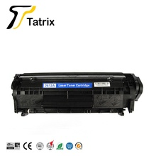 Tatrix Premium Kompatibel Laser <span class=keywords><strong>Toner</strong></span> <span class=keywords><strong>Cartridge</strong></span> 12A 12 2612A 2612 <span class=keywords><strong>Q2612A</strong></span> untuk Printer HP LaserJet 1010 1022