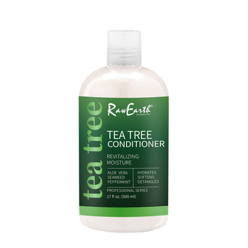 Tea Tree Oil organic Grow Strong Shampoo