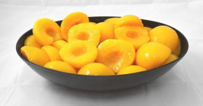 Supply Factory Canned Peaches Slice in Light Syrup For Sale